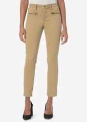 Nydj Zip-Pocket Tummy-Control Chino Jeans