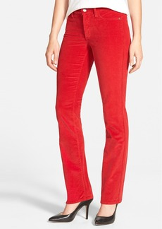 Not Your Daughter's Jeans NYDJ 'Marilyn' Stretch Straight Leg Corduroy Pants (Regular & Petite)