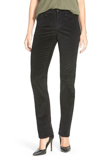 Not Your Daughter's Jeans NYDJ'Marilyn' Stretch Straight Leg Corduroy Pants (Regular & Petite)