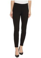 NYDJ Petite Basic Ponte Leggings in Black