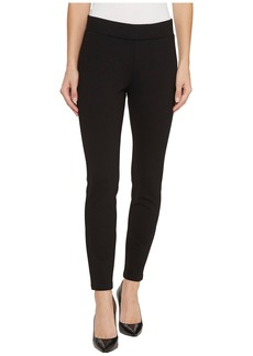 NYDJ Petite Basic Ponte Leggings in Black