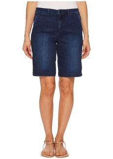 NYDJ Petite Bermuda Shorts in Cooper