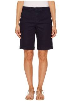 Not Your Daughter's Jeans Petite Bermuda Shorts in Rinse