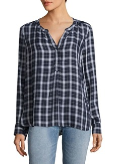 Not Your Daughter's Jeans Plaid Twill Top