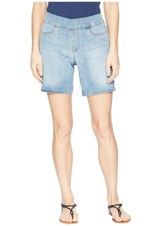 Not Your Daughter's Jeans Pull-On Shorts w/ Side Slit in Clean Dreamstate