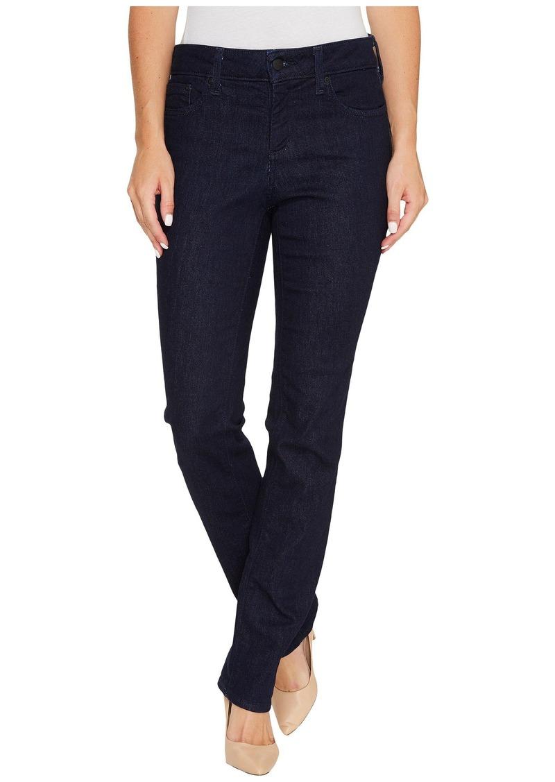 NYDJ Sheri Slim Jeans in Rinse