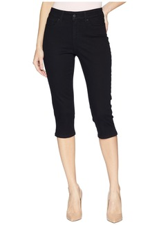 NYDJ Skinny Capris in Black