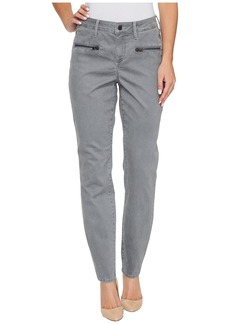 NYDJ Skinny Chino Pants w/ Zipper