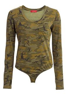 n:Philanthropy Camouflage Bodysuit