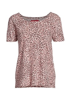 n:Philanthropy Harlow Leopard Bff T-Shirt
