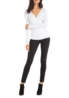 n:Philanthropy Mateese Long Sleeve Blouse