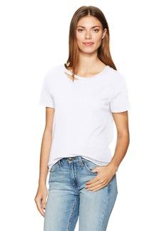 n:Philanthropy n: PHILANTHROPY Women's Harlow Casual Short Sleeve Tee Shirt  Xsmall