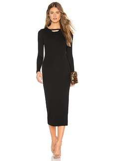 n:philanthropy Athens Midi Dress