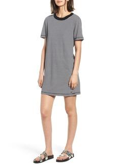 n:PHILANTHROPY Azul Ringer Stripe T-Shirt Dress
