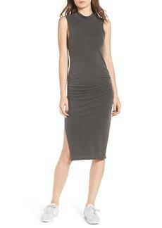 n:PHILANTHROPY Bellflower Mock Neck Body-Con Dress