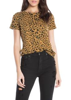 n:PHILANTHROPY Jigsaw BFF Leopard T-Shirt