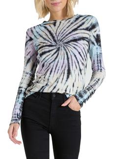 n:PHILANTHROPY Link Tie Dye Long Sleeve Tee