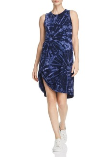 n:philanthropy Lori Tie-Dyed High/Low Dress