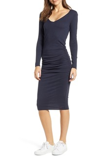 n:PHILANTHROPY Lotus Midi Dress