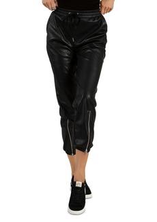 n:philanthropy Marten Cropped Jogger Pants