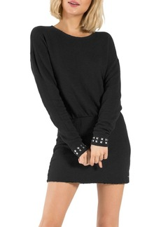 n:philanthropy Max Studded Sweatshirt Dress