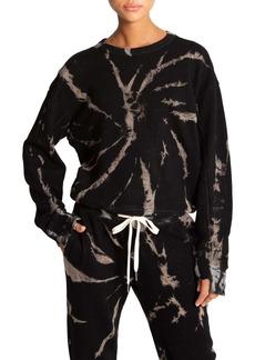 n:PHILANTHROPY Night Tie Dye Cotton Blend Joggers