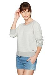 n:PHILANTHROPY Women's Gayla Shrunken Sweatshirt Heather Grey XSmall