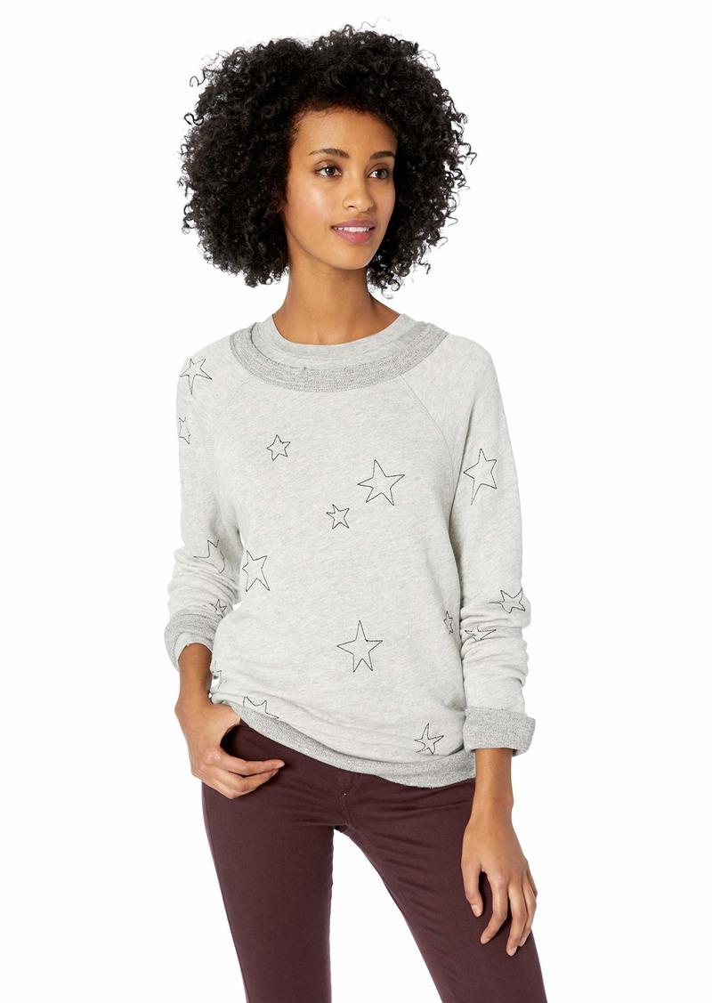 n:PHILANTHROPY Women's Star Montreal Sweatshirt ntreal
