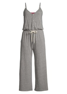 4a45f545700 n Philanthropy Selvegde Cropped Popover Jumpsuit