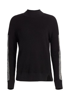 n:Philanthropy Times Mockneck Sweater