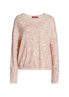 n:Philanthropy Vinn Swirled Sweatshirt