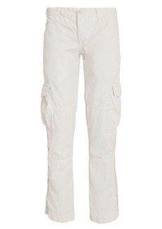 NSF Basquiat Cotton Cargo Pants