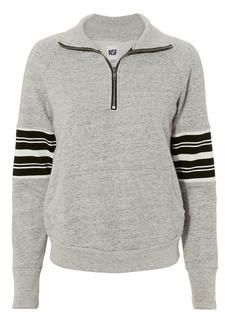 NSF Half Zip Sweatshirt