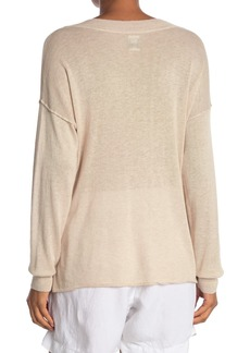 NSF Keva Tissue V-Neck Sweater