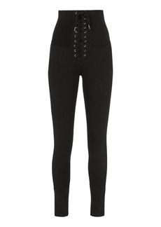 NSF Maren Black Sweatpants