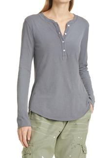 NSF Clothing Hal Women's Henley Top