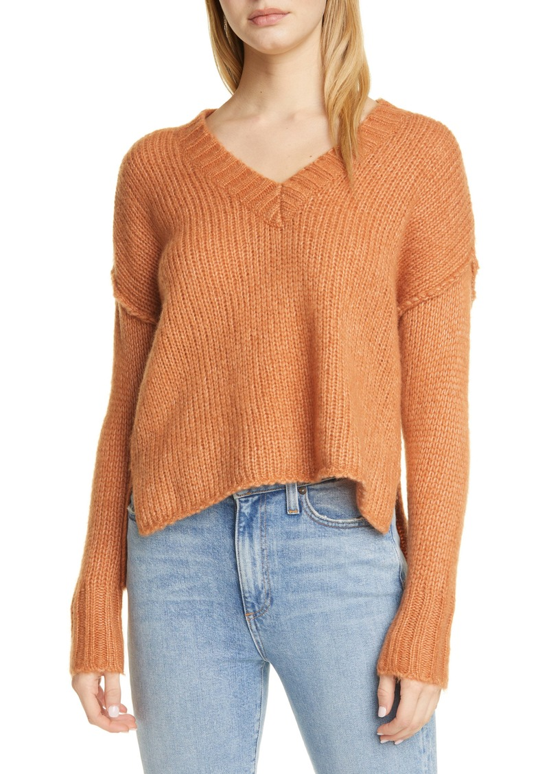 NSF Clothing Keva Cotton Blend Sweater