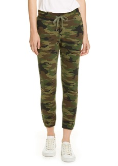 NSF Clothing Sayde Camo Print Sweatpants