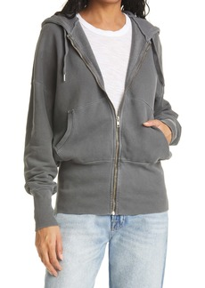 NSF Clothing Skye Oversize Zip Hoodie