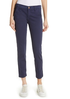 NSF Clothing Wallace Tape Seam Skinny Crop Pants