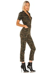 NSF Harley Short Sleeve Jumpsuit