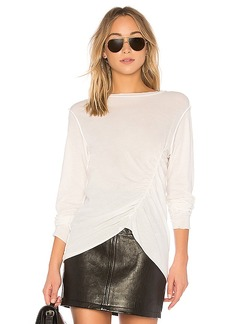 NSF Mancuso Ruched Top