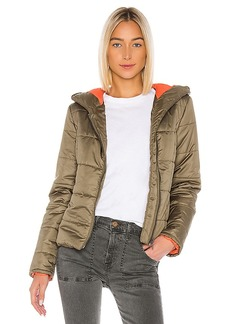 NSF Ollie Hooded Puffer Jacket