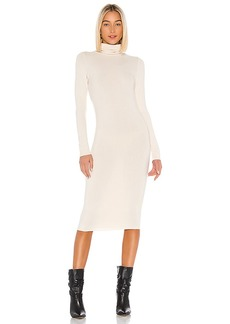 NSF Pia Turtleneck Dress