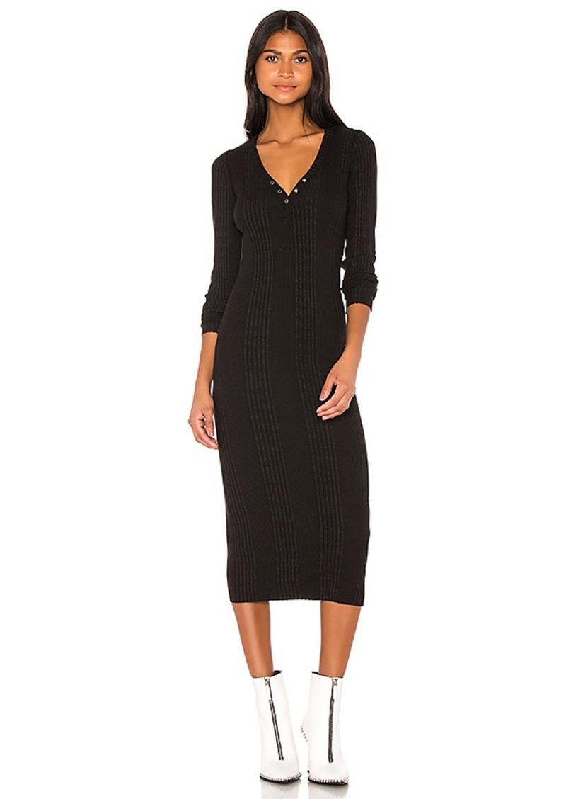 NSF Sarah Henley Dress