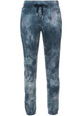 NSF tie dye sweatpants - Grey