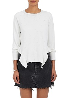 NSF Women's Adelaide Cotton-Blend French Terry Sweatshirt
