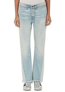 NSF Women's Aero Crop Flared Jeans