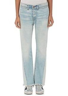NSF Women's Aero Crop Flared Jeans