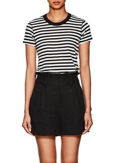 NSF Women's Alessi Striped Cotton T-Shirt